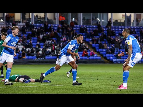 Peterborough Rochdale Goals And Highlights