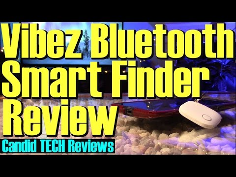 Vibez Smart Finder Bluetooth Tracker Review by Great Vibez