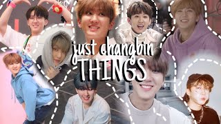 just changbin things because it was his birthday when i uploaded this (pt.2)