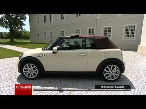 mini cooper s cabrio youtube. Black Bedroom Furniture Sets. Home Design Ideas