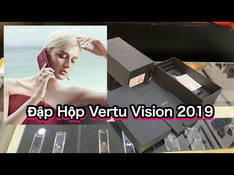 Đập Hộp Vertu Life VISION 2019 Đầu Tiên - Review Vertu LIFE VISION 2019 Đầu Tiên