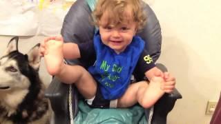 Jacks Clapping Feet