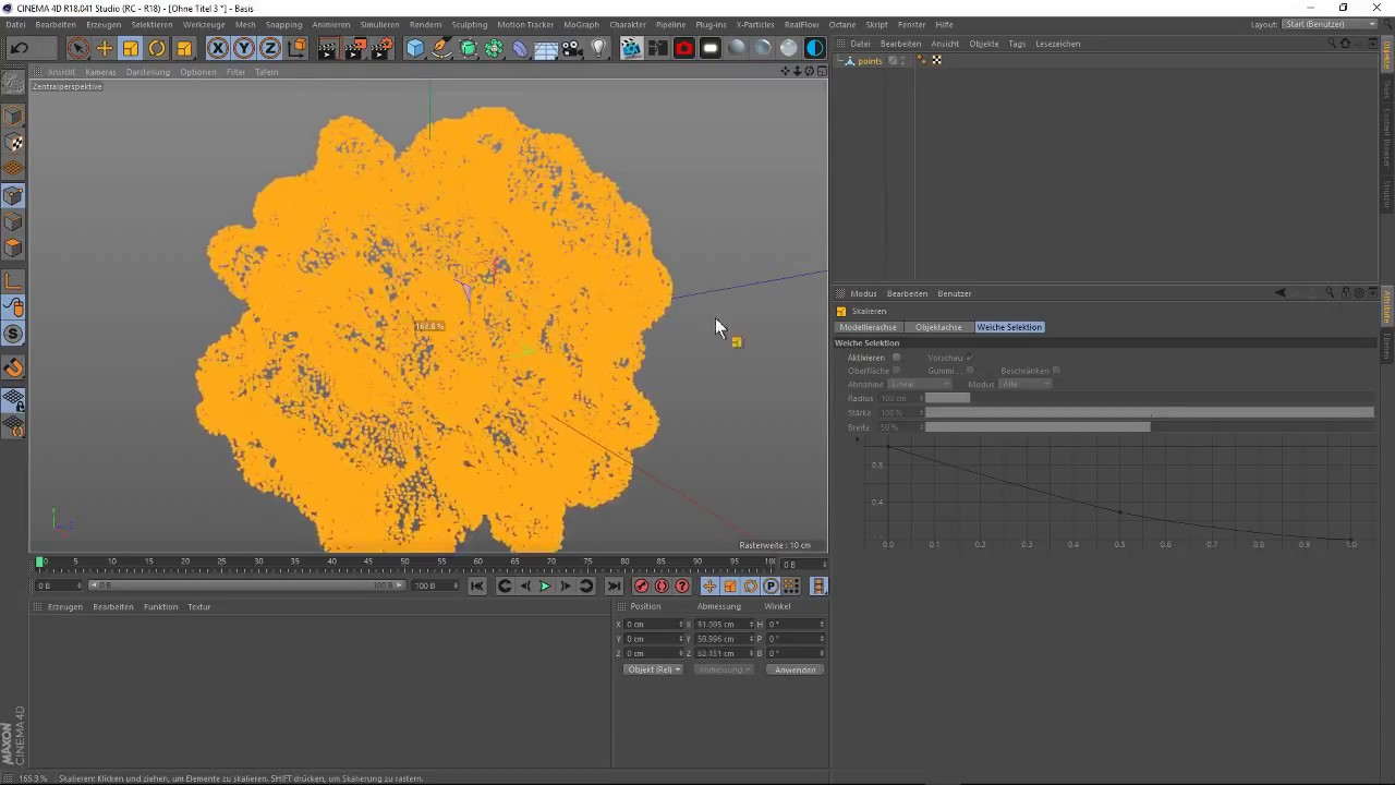 Point Cloud does not display in C4D - INTRODUCTIONS - C4D Cafe