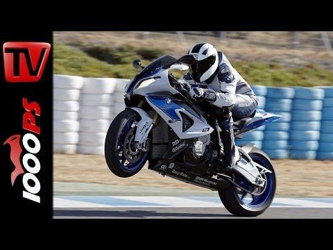»ACTION-VIDEO HP4« - BMW S1000RR Test und Interviews Foto