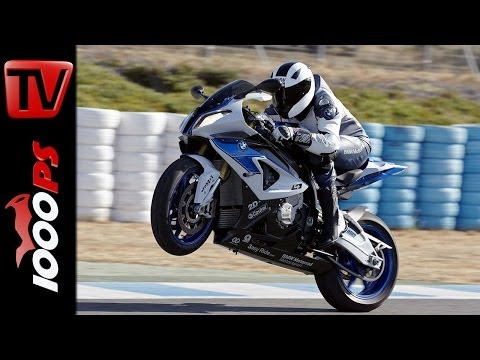 »ACTION-VIDEO HP4« - BMW S1000RR Test und Interviews Foto