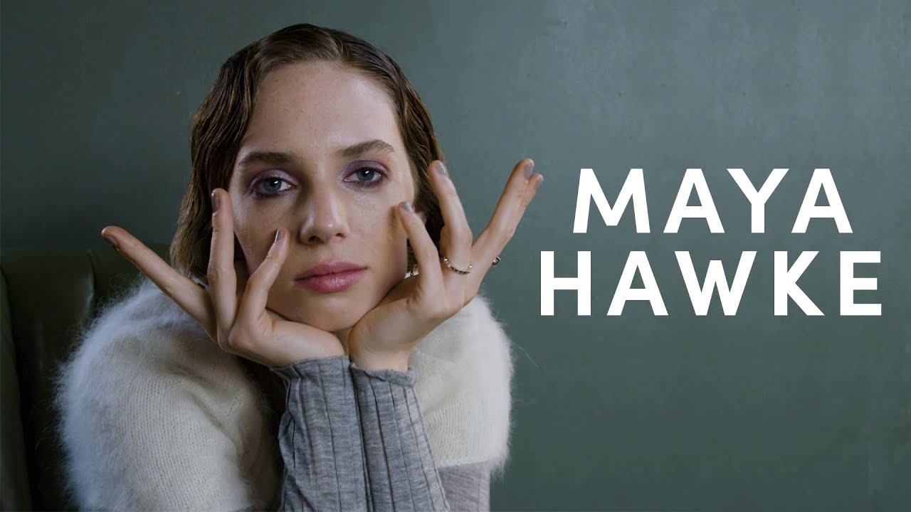Inside Maya Hawke's Nylon Cover Shoot