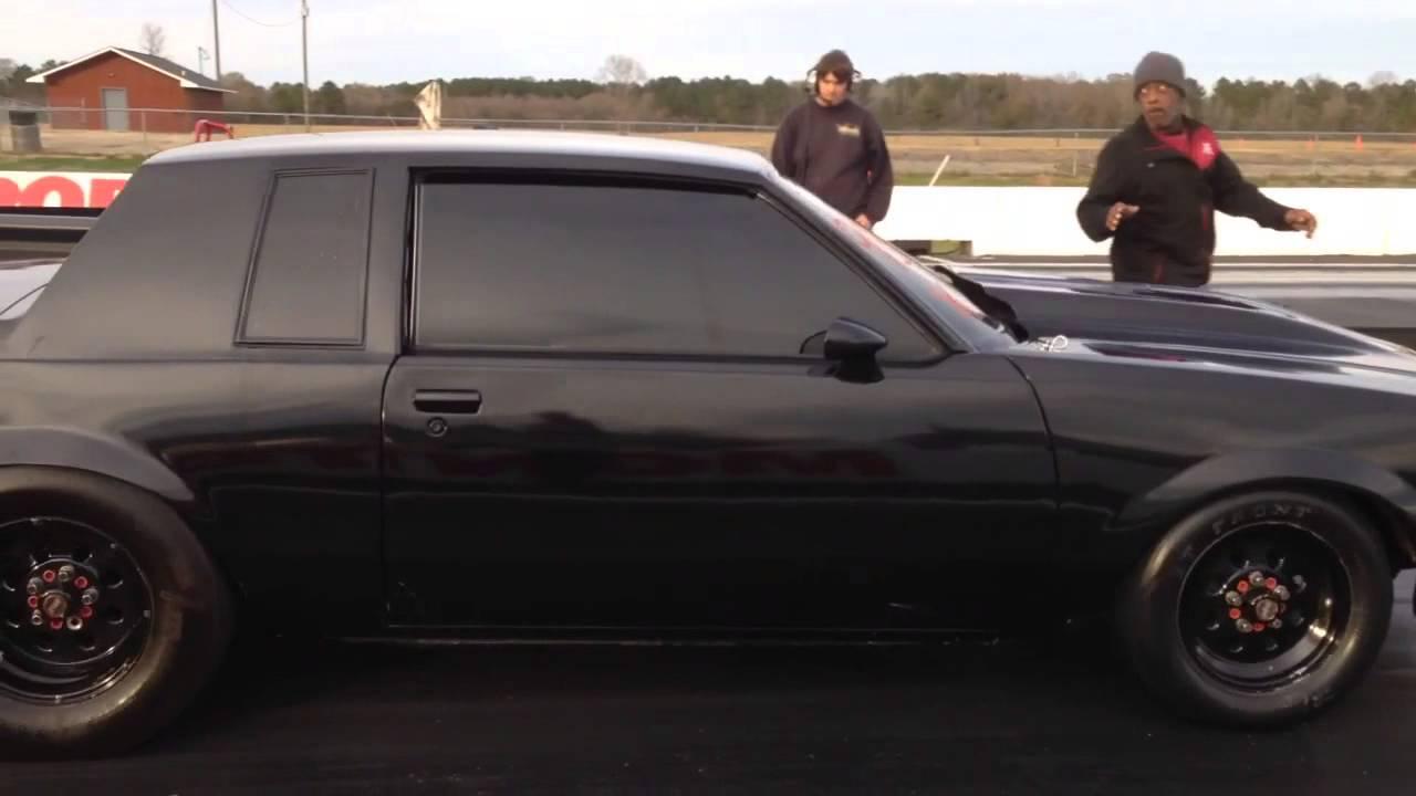 Crimescene racing Buick Regal - YouTube