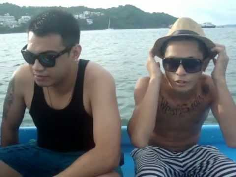 Marvin Kaye Back to Bulabog Beach After Helmet Diving - September 23, 2012 streaming vf