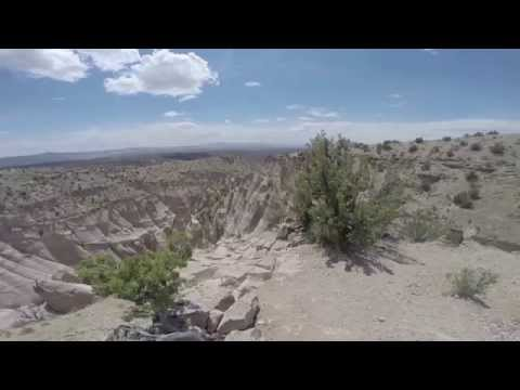 Walk to the mountain: Kasha-Katuwe (Tent Rocks) National Monument, Cochiti Pueblo, New Mexico