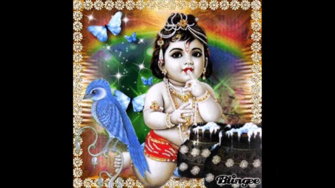 Little Krishna Song For Kids