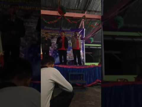 Persembahan lagu dari bapa/pemuda GKPS di natal HIPEMSIA