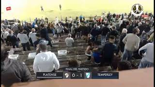 Platense vs Temperley en VIVO - Primera Nacional