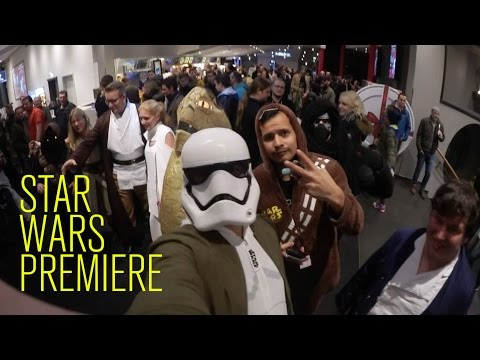 Star Wars The Force Awakens Premiere Cinemaxx Hamburg Dammtor