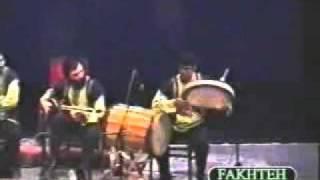 Zarbi Dashti, Fakhteh Ensemble, Tehran (Vahdat Hall)