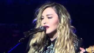 Madonna - True Blue - Rebel Heart Tour - Brooklyn (9/19/15)