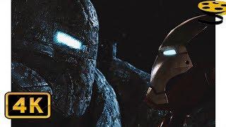 Железный Человек против Железного Торговца (Часть 2) | Железный человек (2008) HD