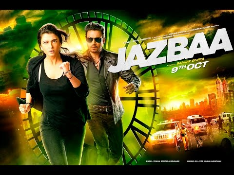 Jazbaa - Official Trailer