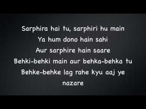 Nacho Saare G phadke - Happy Ending Lyrics