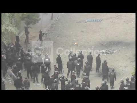 EGYPT/TAHRIR SQUAR CLASHES