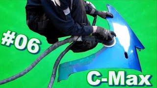 Event-VLOG #46 - Oprava Fordu C-Max - Oprava blatníků (6/9)
