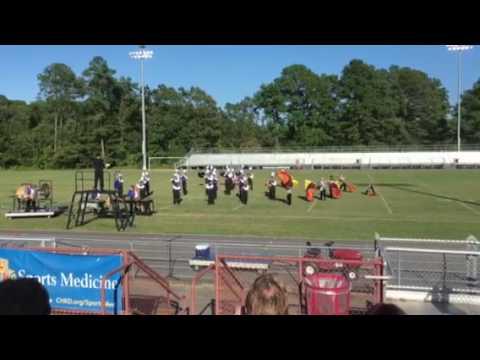 Kempsville High school Marching Chiefs 1
