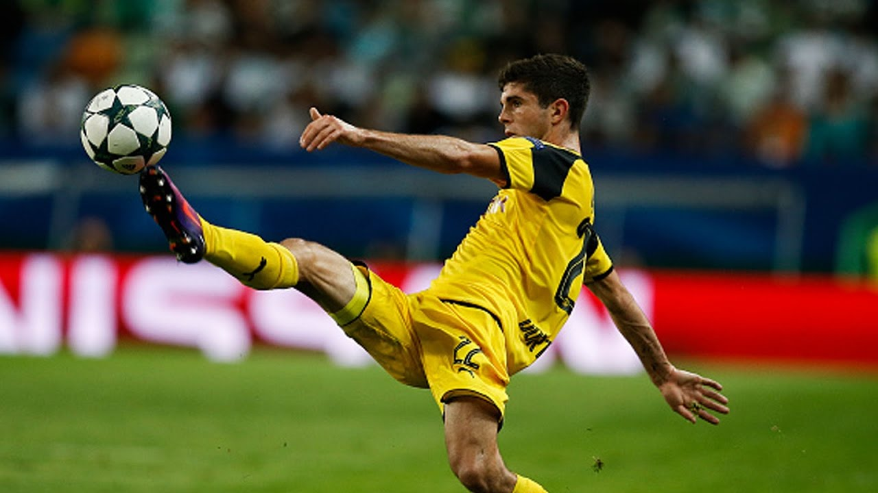Christian Pulisic To Barcelona? [Pulisic Transfer Rumors