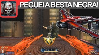 Blood Strike: Peguei a Besta Negra! No lv8 Sem Ressurreição!