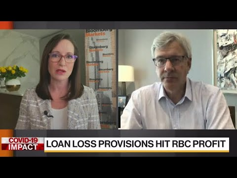 RBC CEO says bank has hit the high water mark on loan loss p