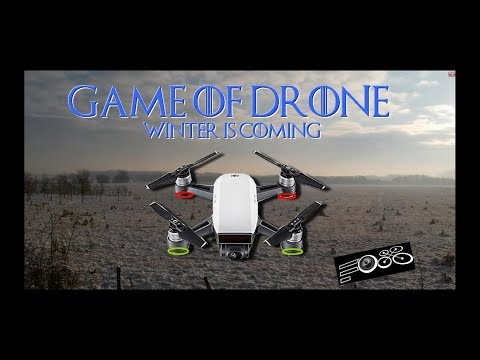 FoxBlack59 - Game Of drone. Winter is coming