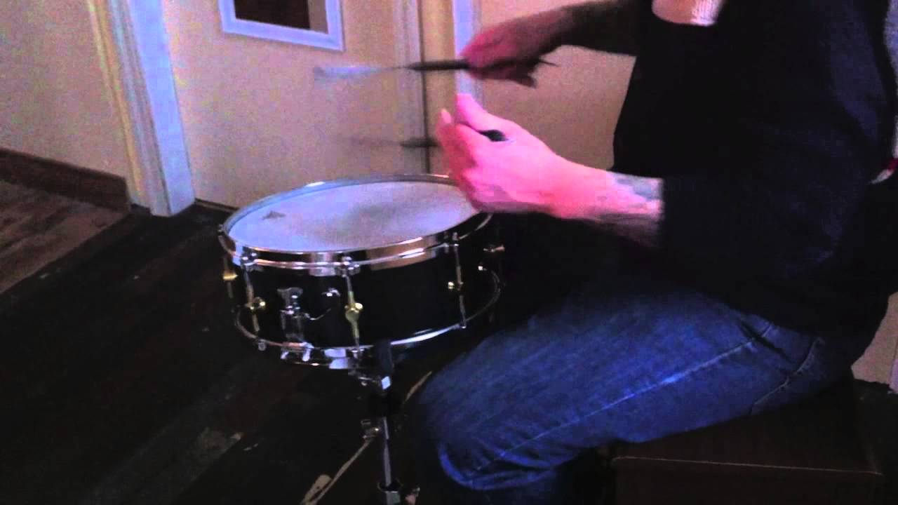 improvisation with brushes and snare drum youtube. Black Bedroom Furniture Sets. Home Design Ideas