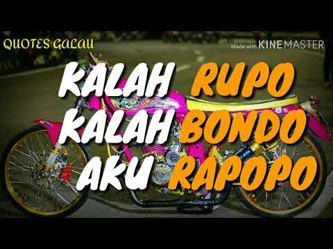 Story Wa Keren Anak Motor Youtube