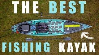 BEST Bass Fishing Kayak - (Kayak REVIEW) NuCanoe Pursuit