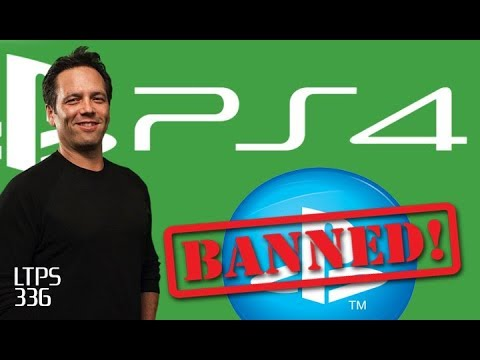 Xbox Developer Still Releasing PS4 Games. Sony Banned PSN User for Culture Mistake. - [LTPS #336]