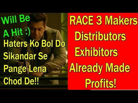 Race 3 Producers Distributors Exhibitors Already Made Profit I Salman Khan Film Will Be A Hit Mp3