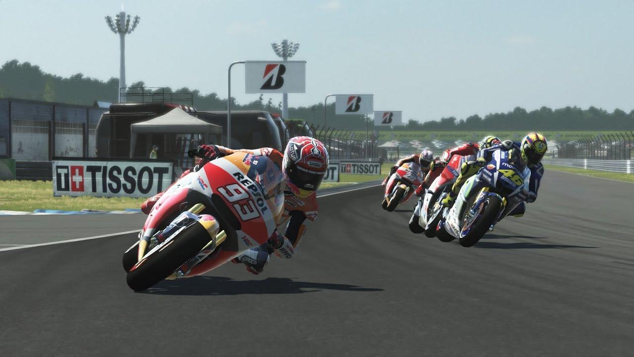 画像: MotoGP™15 カスタマイズ www.youtube.com