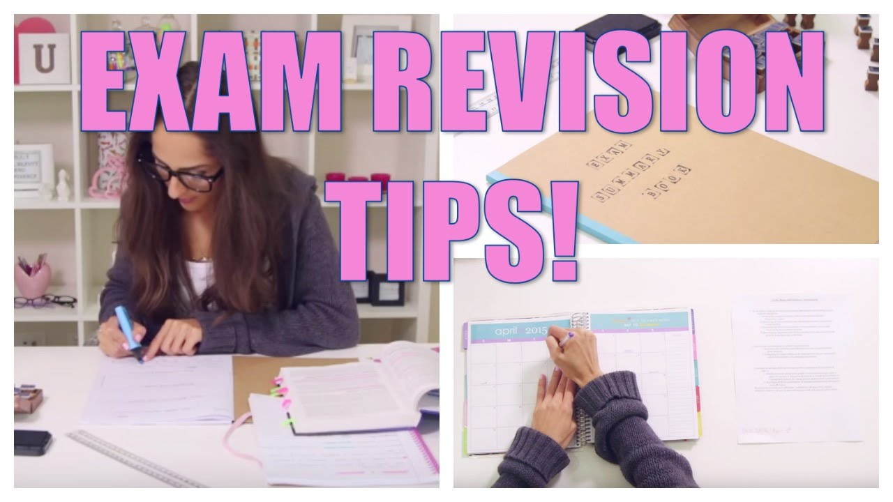 How To Prepare Your Exam Notes! - YouTube