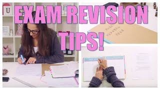 How To Prepare Your Exam Notes!
