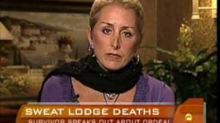 Sweat Lodge Survivor Story YouTube Videos