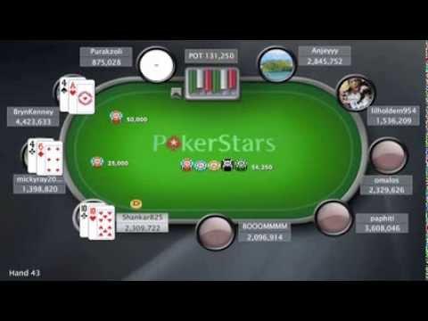 WCOOP 2013: Event 45 - $2,100 NLHE - PokerStars.com