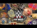 WWE Kids Toy Belts!!!