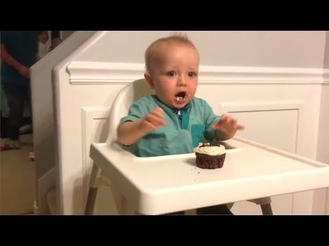 SO FUNNY, I bet these FOOD LOVING BABIES will make you LAUGH - Funny BABY VIDEOS compilation