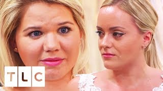Whitney's Last Minute Dress Dilemma | Say Yes To The Dress UK