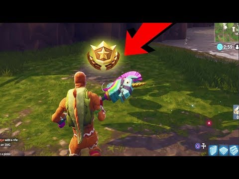 """""""Search between a Bench Ice Cream Truck and a Helicopter"""" week 4 challenges fortnite season 4"""