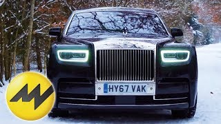 'Architecture of Luxury': Der Rolls Royce Phantom | Motorvision