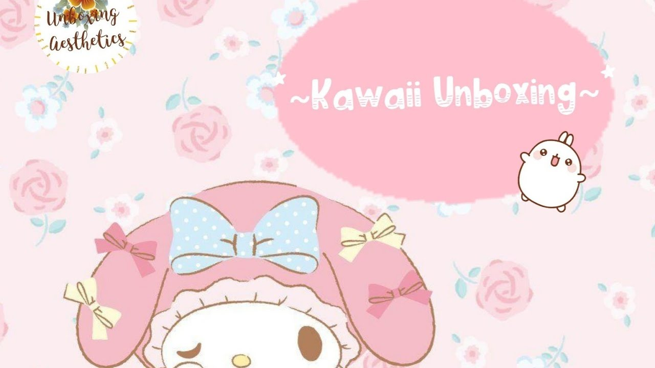 Kawaii Ali Express Unboxing Haul!♡ Sanrio, San-X and many products included!