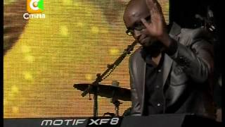 Tusker Project fame 5 (7th Nomination show) - Jackson performs