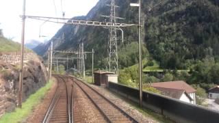 "Video Gotthard Cab Ride (Führerstandsmitfahrt) in Ae 6/6 11402 ""Uri"" download MP3, 3GP, MP4, WEBM, AVI, FLV September 2018"
