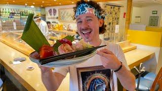 Tengo mi PROPIO RESTAURANTE 😱 | La MEJOR comida japonesa en México 🍣