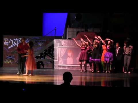 Epic Prom Proposal: Entire musical production to ask her