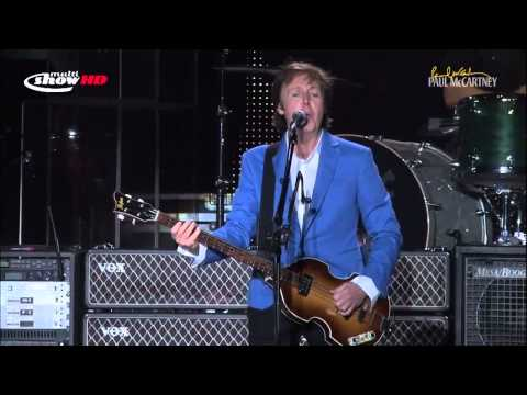 Paul McCartney - All My Loving ( Brasil ) HD